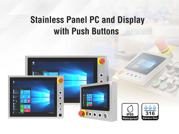 Anewtech-systems-stainless-panel-pc-display
