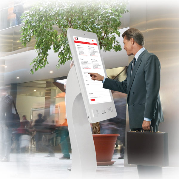 Anewtech Systems - Self-Sevice KIOSK - Solutions - Retail