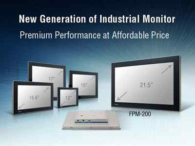 Anewtech-industrial-monitor-FPM-200-displays