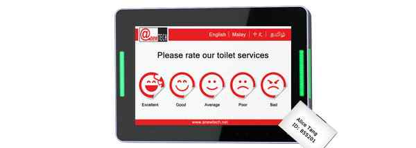 Anewtech-smart-toilet-system-staff-login-mifare-rfid