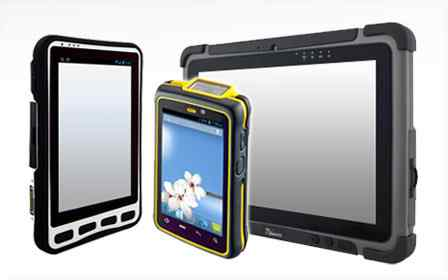 Industrial Tablet PC/ PDA