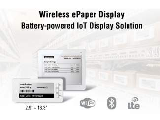 Anewtech-wireless-epaper-display-solution_